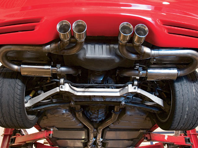 a look at the exhaust systems on a car Home exhaust systems  get that old school retro look for your car with universal and custom fit side pipes side pipes are available in stainless steel,.